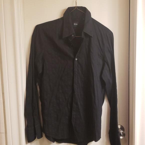 973de2b03 Hugo Boss Shirts | Boss Long Sleeve Shirt | Poshmark